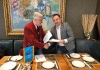 Официјално потпишан договорот за Балканското Првенство