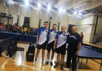 Започна пинг понгарското првенство